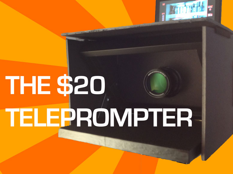 Teleprompter